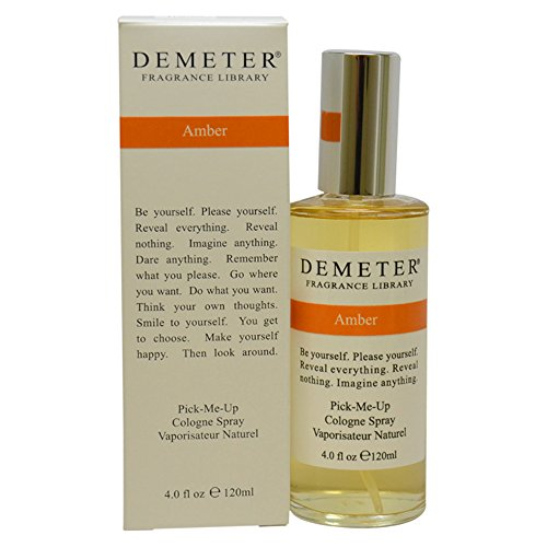 Demeter Fragrance Inc. Eau de cologne 30ml amber