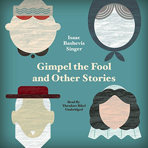 Gimpel the Fool and Other Stories audiobook cover art