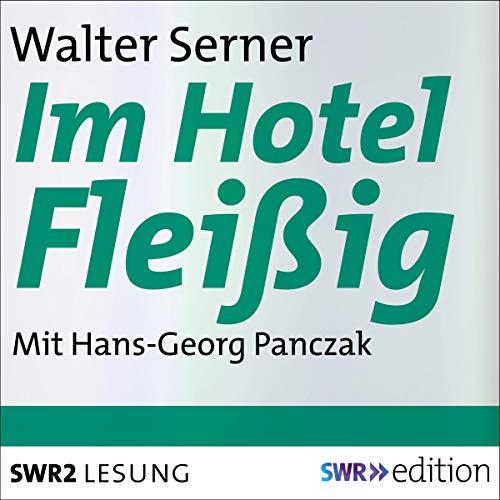 Page de couverture de Im Hotel Fleißig