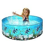 WANXJM Piscina Inflable de natación para niños, Juguetes acuáticos para...