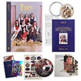 TWICE 2nd Album - EYES WIDE OPEN [ RETRO ver. ] CD + Photobook + Message Card + Lyric Poster + Sticker + Photocards + THE MOST CARD + PHOTOCARD SET + OFFICIAL POSTER + FREE GIFT