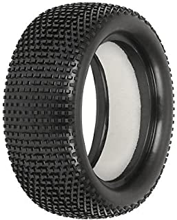 Pro-Line Racing 820703 Hole Shot 2.0 2.2 M4 (Super Soft) Off-Road Buggy Front Tires
