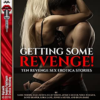Getting Some Revenge!: Once Betrayed Is Twice Sexy! audiobook cover art