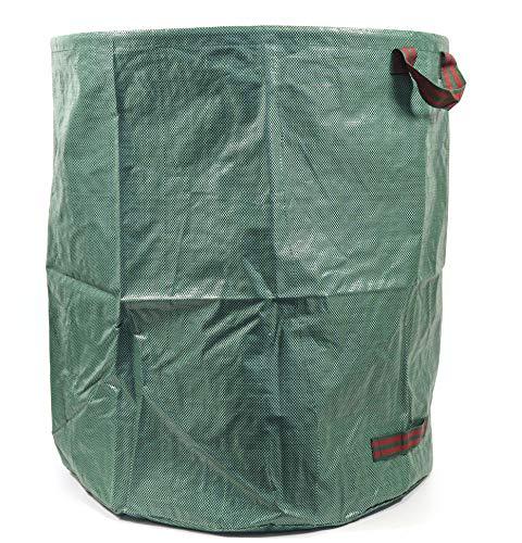 mgc24® Gartensack 272l - Stabiler Gartenabfallsack aus robustem Polypropylen Gewebe 150 g/m²