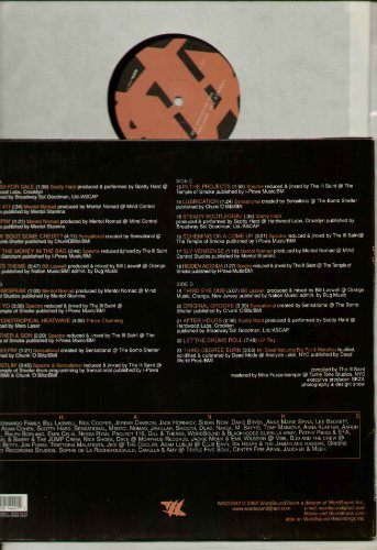 Crooked-the Original Score [Vinyl LP]