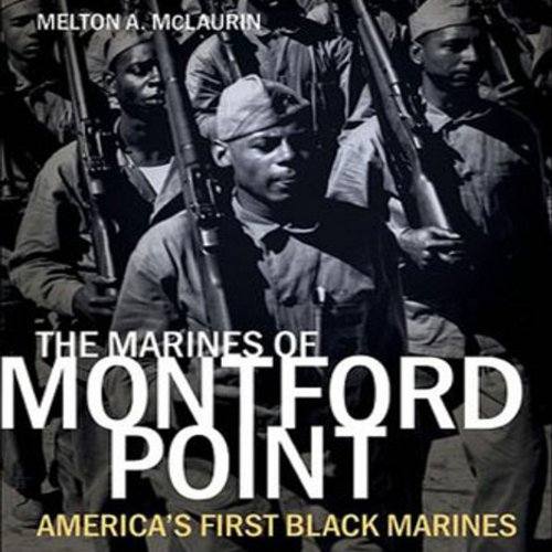 The Marines of Montford Point cover art