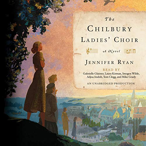 The Chilbury Ladies' Choir audiobook cover art