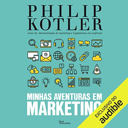 Minhas aventuras em marketing [My Adventures in Marketing] cover art