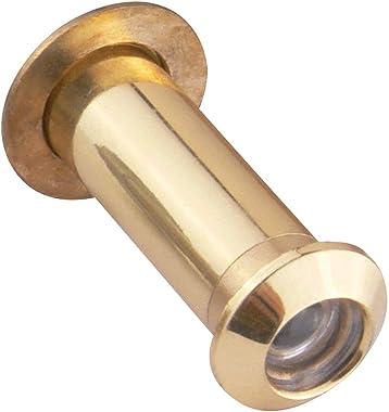 Design House 204800 Satin Brass Small Door Viewer