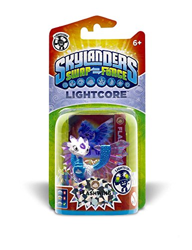Skylanders Swap Force- Single Character - Light Core - Flashwing