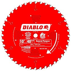 best general purpose 10 inch table saw blade