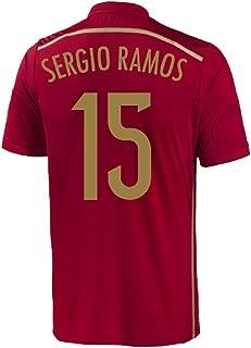 Best sergio ramos spain jersey Reviews
