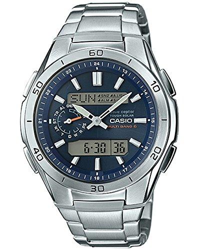 CASIO [カシオ] WAVE CEPTER [ウェイブ・セプター] 電波 腕時計 WVA-M650D-2AJF ネイビー 国内正規 メンズ [並行輸入品]