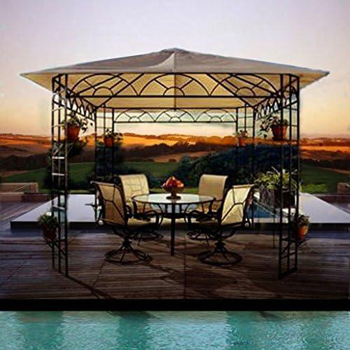 Garden Winds Sun Gazebo Replacement Over item handling ☆ Nashville-Davidson Mall Cover Canopy Top