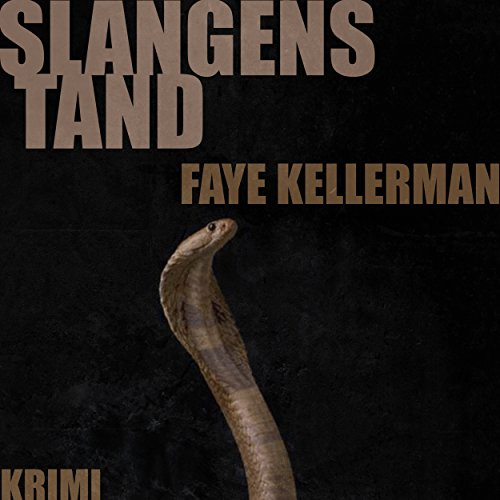Slangens tand audiobook cover art
