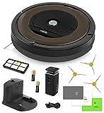 iRobot Roomba 890 Robot Vacuum Bundle- Wi-Fi Connected, Ideal for Pet...