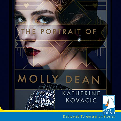 The Portrait of Molly Dean cover art