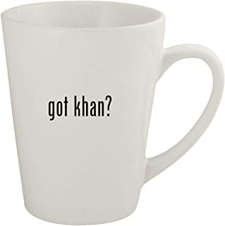 got khan? - Ceramic 12oz Latte Coffee Mug