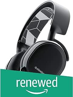 (Renewed) SteelSeries Arctis 3 2019 Edition Bluetooth Headset (Black)