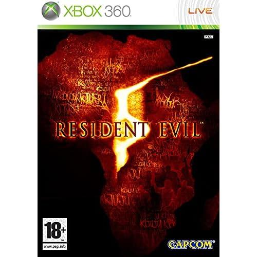 Resident Evil 5 - platinum - [Edizione: Francia]