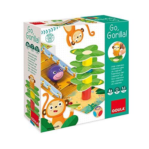 Goula-Go Gorilla, Multicolor Ref. 53153