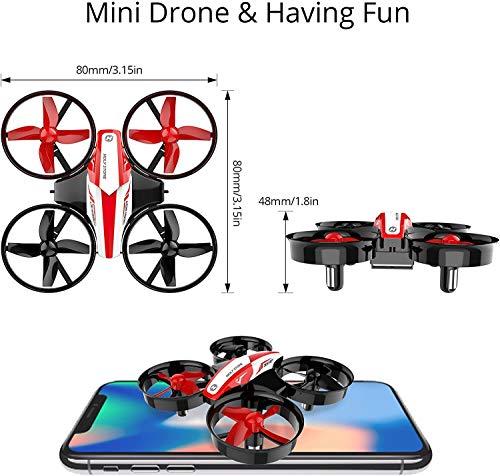 Holy Stone HS210 Mini Drone RC Nano pour enfants et débutants - 6