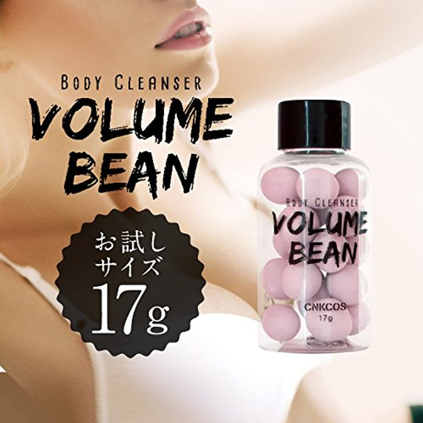 形状純粋な長方形ボリュームビーン Volume Bean 17g