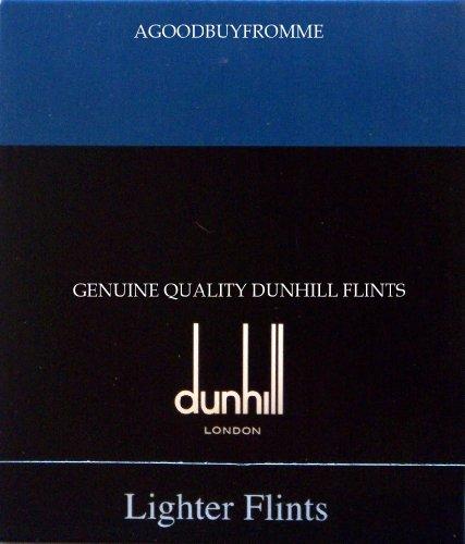 1 X PAKET 9 DUNHILL ® ZIPPO FLINTS GEMLINE (BLUE),