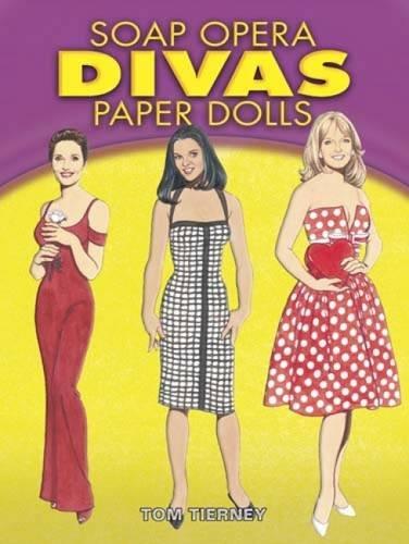Soap Opera Divas Paper Dolls (Dover Celebrity Paper Dolls)