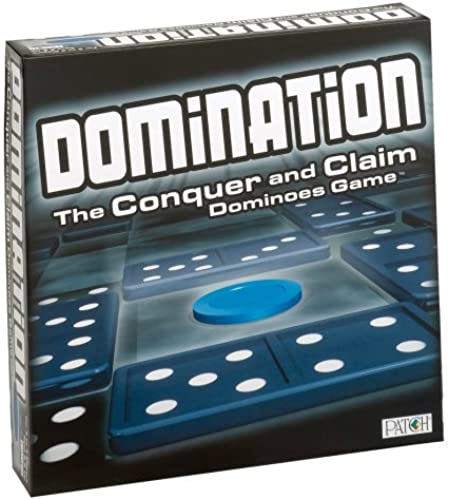 Domination The Conquer And Claim Dominoes Game by Patch Products Inc.