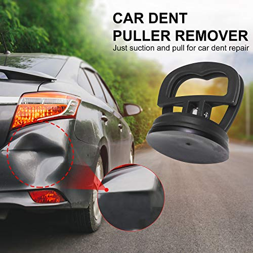 Inscape Data Dent Puller, 2 Pack Suction Cup Dent Puller Handle Lifter, Powerful Car Dent Removal Tools for Car Dent Repair, Glass, Screen, Tiles, Mirror and Objects Moving