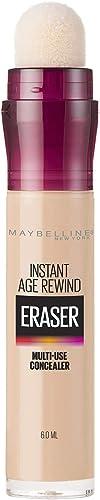 Maybelline Instant Age Rewind Eraser Multi-Use Concealer - Light,6ml