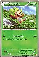 ポケモンカードゲームXY ハリマロン(キラ仕様) / プレミアムチャンピオンパック「EX×M×BREAK」(PMCP4)/シングルカード