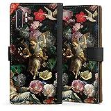 Étui Compatible avec Samsung Galaxy Note 10 Plus 5G Étui Folio Étui magnétique Peinture Eglise...