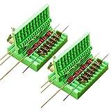 GRTBNH 2 Piezas de Artefacto de Cuerda de Barbacoa para el Hogar, Dispositivo de Cuerda de Carne para MáQuina de Kebab, Caja de Pinchos Reutilizable para Fiestas y JardíN al Aire Libre
