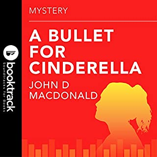 A Bullet for Cinderella audiobook cover art