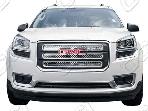 2013-2014 GMC Max 58% OFF Acadia Chrome Max 87% OFF Mesh Overlay Grille Insert Trim