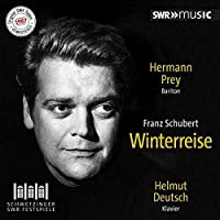 Schubert: Winterreise by Helmut Deutsch