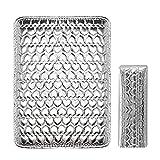 Noverlife Silver Soft PU Leather Nail Art Design Reposamanos Cojín Almohada, Salón de uñas Manicura Brazo Reposamuñecas Soporte de esponja Estera