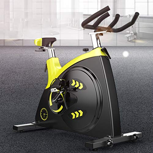 GWXSST Fijo Aerobic Aptitud de la bicicleta de la bici ultra silencioso pedal Pérdida de bicicleta de ejercicios de fitness Gym Equipment Peso Ejercicio de bicicletas Mini Bicicleta Bicicleta cubierta