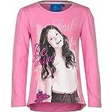 Soy Luna - Camiseta de manga larga para niña rosa 6 años