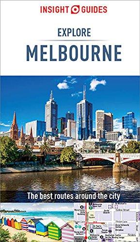 Insight Guides Explore Melbourne (Insight Explore Guides)