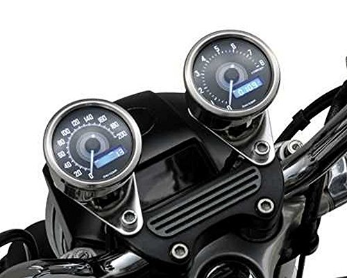 Tacho Daytona Velona Compteur de vitesse rond Diamètre 60 mm à 200 mm
