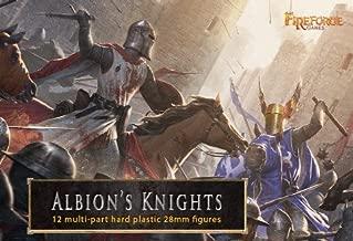 28mm Albion's Knights (12 Mtd)
