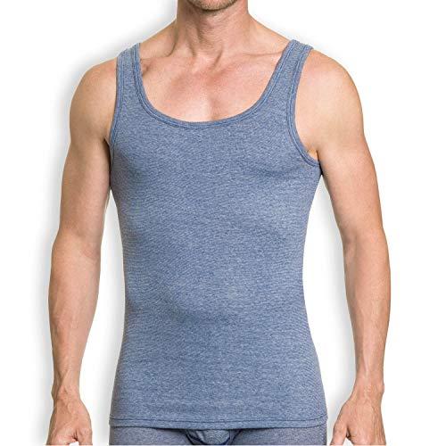 KUMPF BODY FASHION Kumpf Unterhemd, Groesse 8, Marine