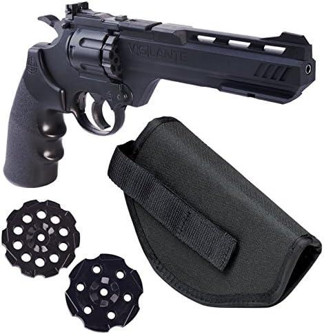 Crosman-Vigilante-357-Co2-Air-Pistol-Kit