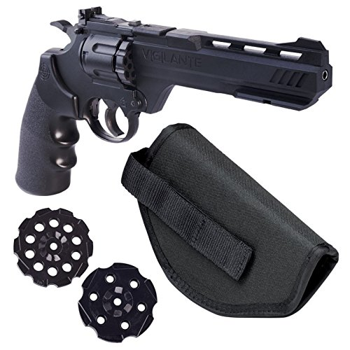 Crosman Vigilante 357 Co2 Air Pistol Kit with...