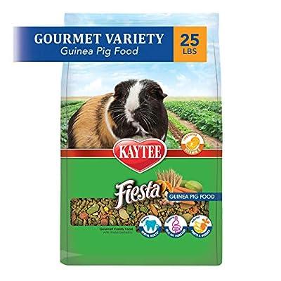 Kaytee Fiesta Guinea Pig Food,25 lb by Central Garden & Pet