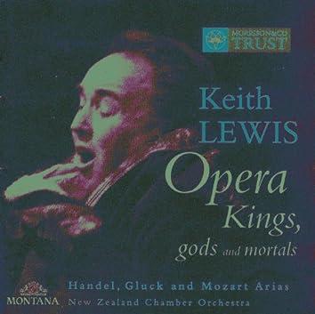 Handel / Gluck / Mozart: Tenor Opera Arias