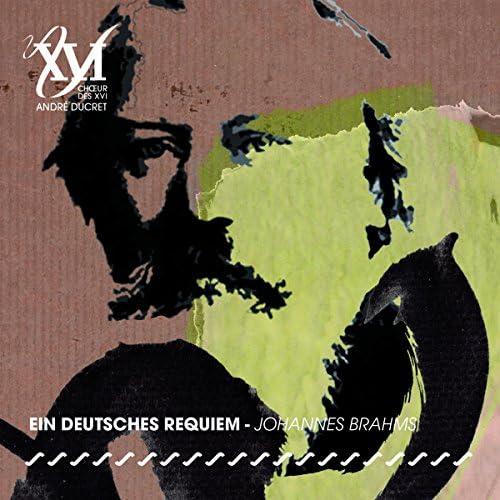 Chœur des XVI, Ensemble Vocal Shama, Orchestre de Chambre Fribourgeois & André Ducret